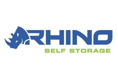 Logo Design for Rhino Storage